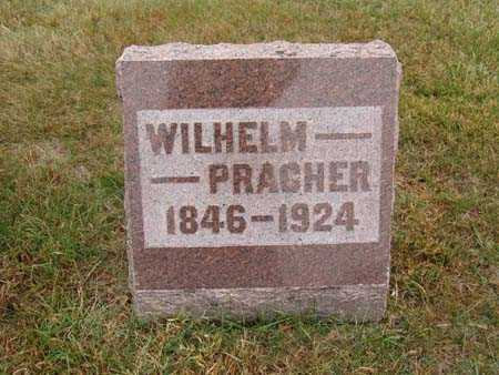 PRACHER, WILHELM - Warren County, Iowa | WILHELM PRACHER