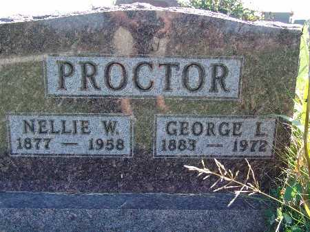 PROCTOR, GEORGE L - Warren County, Iowa | GEORGE L PROCTOR