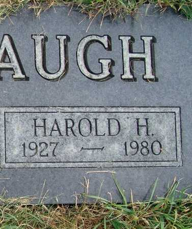 PUDERBAUGH, HAROLD H. - Warren County, Iowa | HAROLD H. PUDERBAUGH