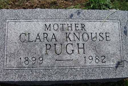KNOUSE PUGH, CLARA - Warren County, Iowa | CLARA KNOUSE PUGH