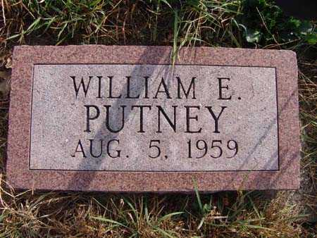 PUTNEY, WILLIAM E. - Warren County, Iowa | WILLIAM E. PUTNEY