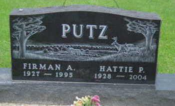 PUTZ, FIRMAN A - Warren County, Iowa | FIRMAN A PUTZ