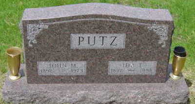PUTZ, JOHN M - Warren County, Iowa | JOHN M PUTZ