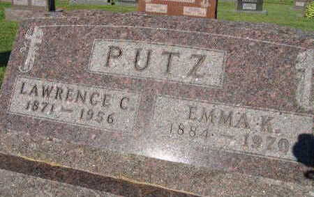 PUTZ, EMMA K. - Warren County, Iowa | EMMA K. PUTZ