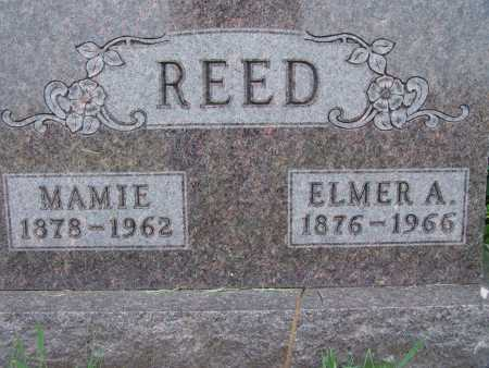 REED, MAMIE - Warren County, Iowa | MAMIE REED