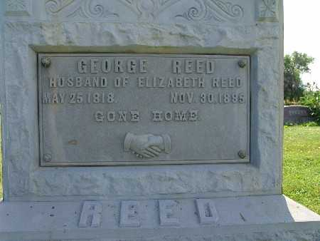 REED, GEORGE - Warren County, Iowa | GEORGE REED