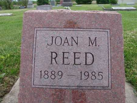 REED, JOAN M. - Warren County, Iowa | JOAN M. REED