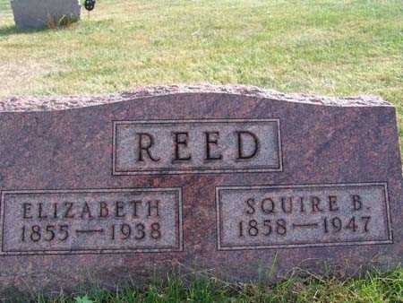 REED, ELIZABETH - Warren County, Iowa | ELIZABETH REED