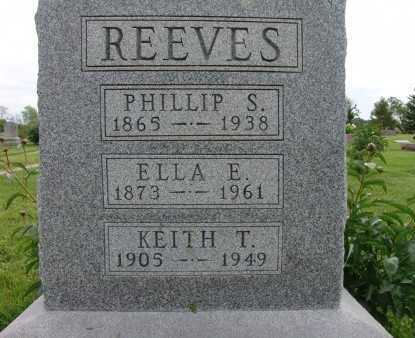 REEVES, PHILLIP S. - Warren County, Iowa | PHILLIP S. REEVES
