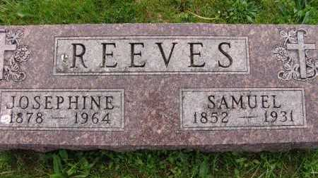 REEVES, SAMUEL - Warren County, Iowa | SAMUEL REEVES
