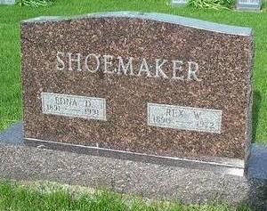 SHOEMAKER, REX - Warren County, Iowa | REX SHOEMAKER