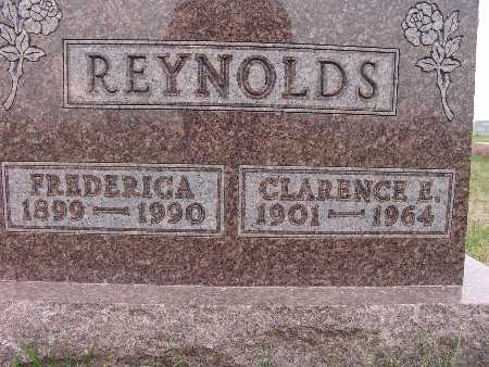 REYNOLDS, FREDERICA - Warren County, Iowa | FREDERICA REYNOLDS