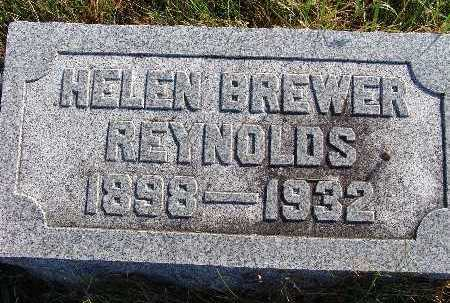 REYNOLDS, HELEN BREWER - Warren County, Iowa | HELEN BREWER REYNOLDS