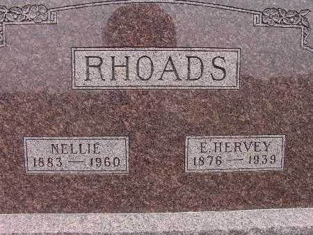RHOADS, NELLIE - Warren County, Iowa | NELLIE RHOADS