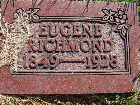 RICHMOND, EUGENE - Warren County, Iowa | EUGENE RICHMOND
