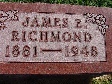 RICHMOND, JAMES E. - Warren County, Iowa | JAMES E. RICHMOND
