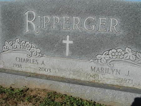 RIPPERGER, CHARLES A. - Warren County, Iowa | CHARLES A. RIPPERGER