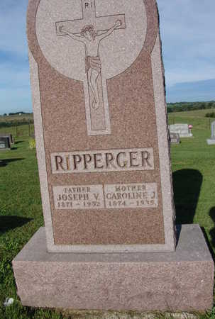 RIPPERGER, JOSEPH V. - Warren County, Iowa | JOSEPH V. RIPPERGER