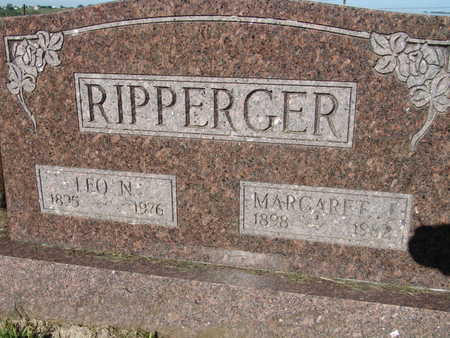 RIPPERGER, LEO N. - Warren County, Iowa | LEO N. RIPPERGER