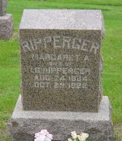 RIPPERGER, MARGARET A - Warren County, Iowa | MARGARET A RIPPERGER