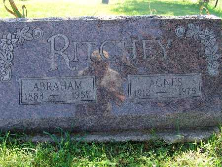 RITCHEY, AGNES - Warren County, Iowa | AGNES RITCHEY