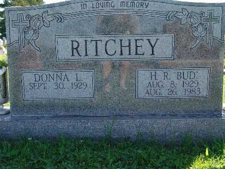 RITCHEY, H. R. BUD - Warren County, Iowa | H. R. BUD RITCHEY
