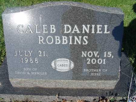 ROBBINS, CALEB DANIEL - Warren County, Iowa | CALEB DANIEL ROBBINS