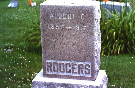RODGERS, ALBERT C. - Warren County, Iowa | ALBERT C. RODGERS