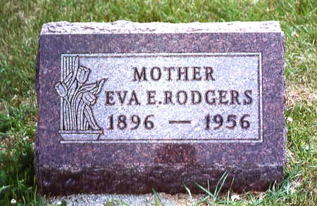 RODGERS, EVA E. - Warren County, Iowa | EVA E. RODGERS