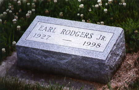 RODGERS, EARL JR. - Warren County, Iowa | EARL JR. RODGERS