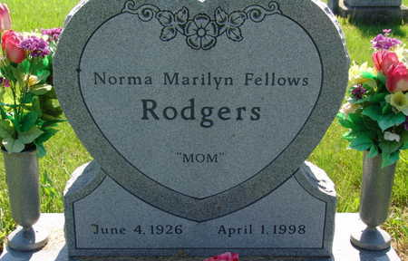 RODGERS, NORMA MARILYN - Warren County, Iowa | NORMA MARILYN RODGERS