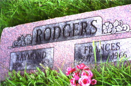 RODGERS, FRANCES - Warren County, Iowa | FRANCES RODGERS