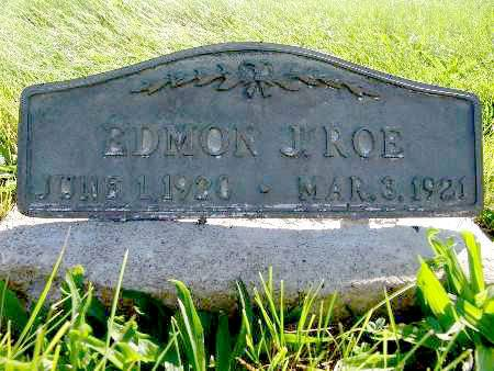 ROE, EDMON J. - Warren County, Iowa | EDMON J. ROE