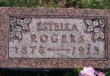 ROGERS, ESTELLA - Warren County, Iowa | ESTELLA ROGERS