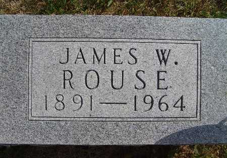 ROUSE, JAMES W. - Warren County, Iowa | JAMES W. ROUSE