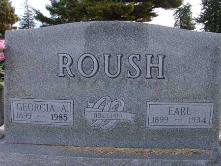 ROUSH, EARL - Warren County, Iowa | EARL ROUSH