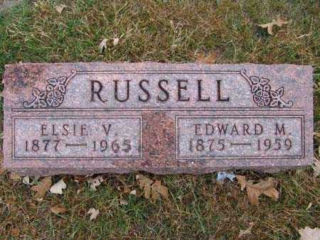 RUSSELL, EDWARD M. - Warren County, Iowa | EDWARD M. RUSSELL