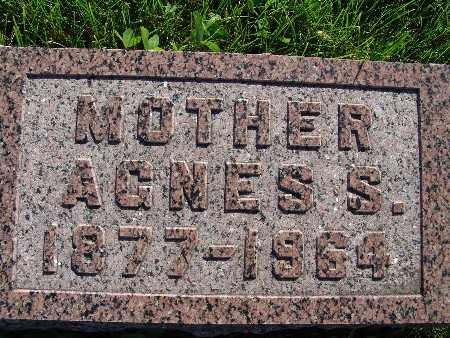 SANDY, AGNES S. - Warren County, Iowa | AGNES S. SANDY