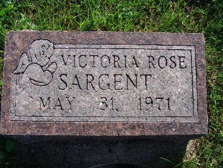 SARGENT, VICTORIA ROSE - Warren County, Iowa | VICTORIA ROSE SARGENT