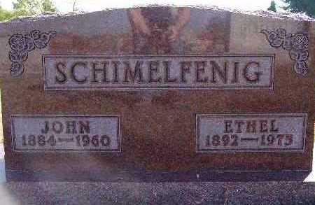 SCHIMELFENIG, ETHEL - Warren County, Iowa | ETHEL SCHIMELFENIG
