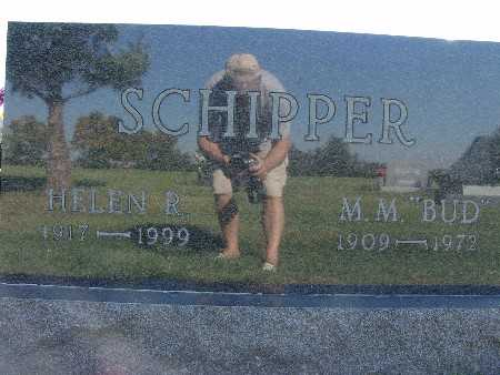SCHIPPER, M. M. BUD - Warren County, Iowa | M. M. BUD SCHIPPER