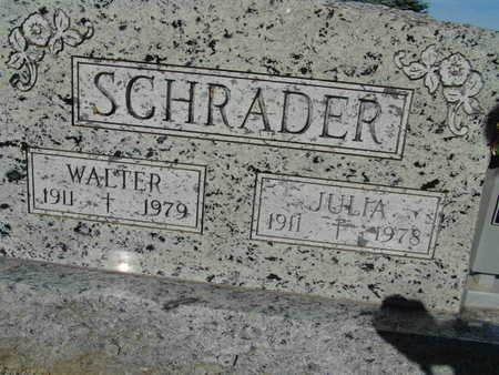 SCHRADER, JULIA - Warren County, Iowa | JULIA SCHRADER