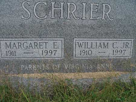 SCHRIER, WILLIAM C. JR. - Warren County, Iowa | WILLIAM C. JR. SCHRIER
