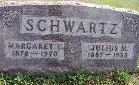 SCHWARTZ, JULIUS M. - Warren County, Iowa | JULIUS M. SCHWARTZ