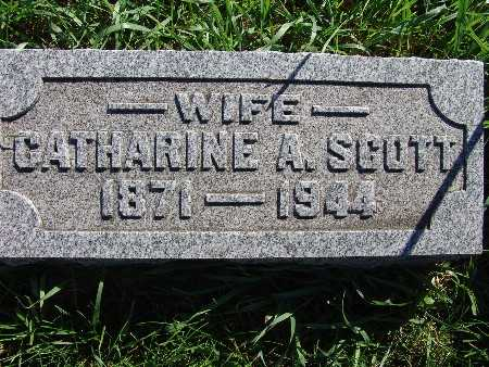SCOTT, CATHARINE A. - Warren County, Iowa | CATHARINE A. SCOTT