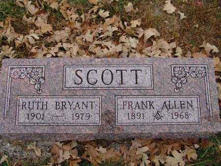 SCOTT, FRANK ALLEN - Warren County, Iowa | FRANK ALLEN SCOTT