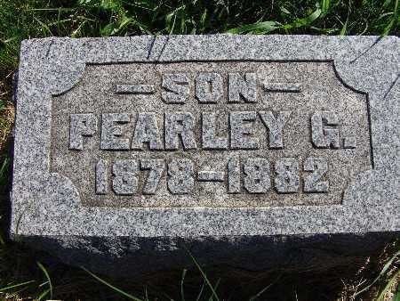 SCOTT, PEARLEY - Warren County, Iowa | PEARLEY SCOTT