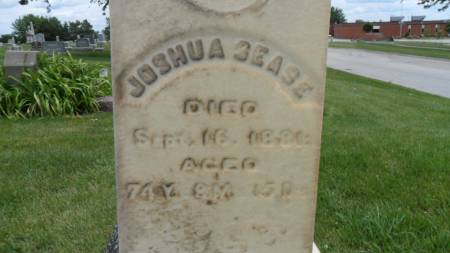 SEASE, JOSHUA - Warren County, Iowa | JOSHUA SEASE