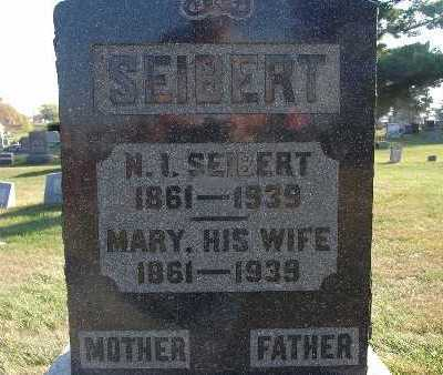 SEIBERT, MARY - Warren County, Iowa | MARY SEIBERT