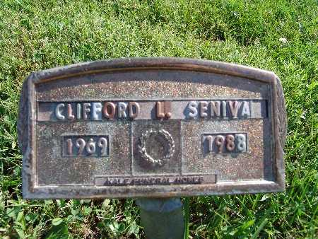 SENIVA, CLIFFORD L - Warren County, Iowa | CLIFFORD L SENIVA